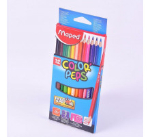 "Карандаши 12цв ""Color pep's"" 183212 Maped"