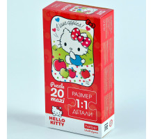 "Пазлы 20 элементов ""MAXI.Hello Kitty"" 20ПЗ5_22701 Hatber"