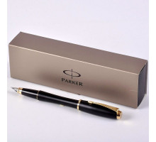 Ручка Parker Urban Muted Black GT перьевая S0850640