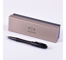 Ручка Parker Urban Prem. M.Black CT перо 0949160