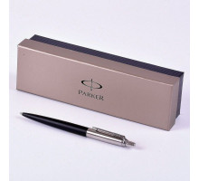 Ручка Parker Jotter Bond Street Black CT шариковая 1953184