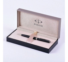 Ручка Parker Sonnet Slim Matte Black CT шар 818170